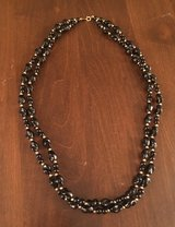 Trifari Double Strand Necklace in Joliet, Illinois