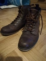 Harley Davidson boots really nice in Ramstein, Germany