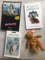 Books about Germany in Stuttgart, GE