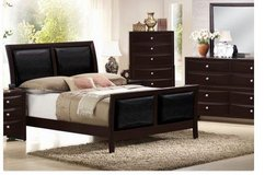 United Furniture - Olivia Bed Set in US King Sizes - monthly payments possible in Ramstein, Germany