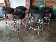 6 Bar Stools in Camp Lejeune, North Carolina