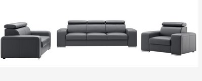 United Furniture - Galata Sofa + Loveseat + Chair incl. delivery - avail. in different colors in Ramstein, Germany
