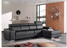 United Furniture - Galata Sectional - Includes delivery - Chaise available on opposite side in Ramstein, Germany