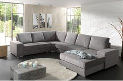 United Furniture - Mokka Sectional with Bed Function including delivery in Grafenwoehr, GE
