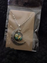 Moon pendant necklace in Clarksville, Tennessee