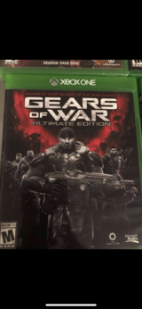 Gears of War for Xbox One in Westmont, Illinois