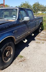 1993 FORD F-350 in Kingwood, Texas