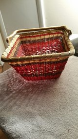 Beaded Basket in Byron, Georgia