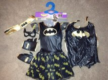 Batgirl Costume 7/8 in Westmont, Illinois