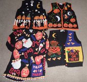 Halloween Sweater and Vests in Kingwood, Texas