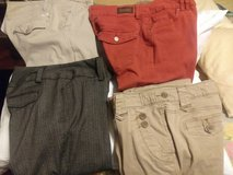 Size 9/10 pants American Eagle, Maurices & Levis in Dothan, Alabama