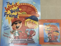 The Worst Best Friend Book & CD in Okinawa, Japan