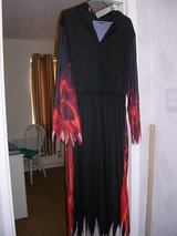 halloween   dress ,  with  hood   attached in Lakenheath, UK