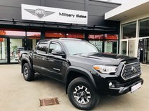 *TRUCK STEAL* 2018 Toyota Tacoma TRD OFF Road S\Crew 4WD *SICKSHIFT*! in Spangdahlem, Germany