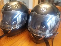 HONDA GOLDWING HELMETS (2) XXL WITH HEADSET in Chicago, Illinois