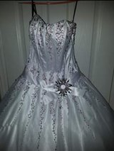 QUINCEANERA/PROM DRESS in Nellis AFB, Nevada