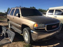 2004 GMC Yukon 4x4 in Alamogordo, New Mexico
