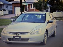 200.3 Honda Accord LX 5-Speed Automatic in Fort Lewis, Washington