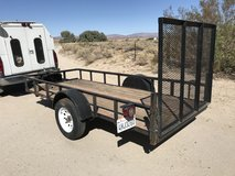 Trailer for Hauling 5X12 many extras in 29 Palms, California