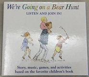 We're Going on a Bear Hunt Audio CD in Okinawa, Japan