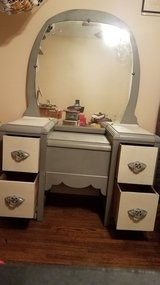 Antique vanity in Fort Campbell, Kentucky