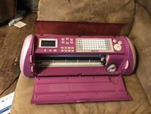 Purple Cricut Expression Machine in Naperville, Illinois