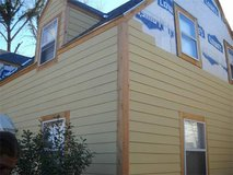 Exterior Siding and Wood replacement in Conroe, Texas
