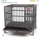 An Escape Proof Dog Crate for medium size dogs in Orland Park, Illinois