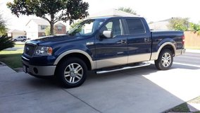 2008 FORD F150 SUPERCREW CAB, LARIAT 5.4LTR, 4Door in Miramar, California