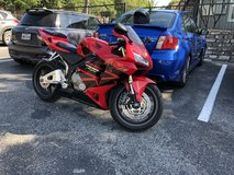2006 Honda CBR600RR in Lackland AFB, Texas