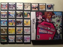Nintendo DS Lite and 22 DS games in Yucca Valley, California