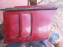 Corvette OEM Passengers Side RH Front Fender Louver Panel with TPI EMBLEM in Alamogordo, New Mexico