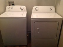Washer and dryer in Birmingham, Alabama
