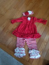 24 month girl's outfit in Morris, Illinois