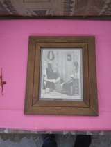 ANTIQUE PICTURE IN FRAME in Yucca Valley, California