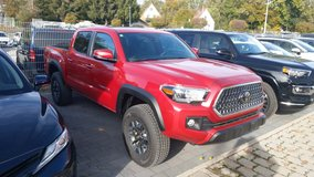 2019 Toyota Tacoma TRD Off Road Double Cab V6 AWD, Manual in Stuttgart, GE