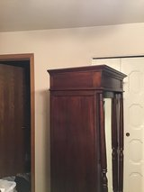 Antique Cabinet with Beveled Mirror.     Great Storage in Fairfield, California