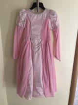 princesses dress  size 7-8 in Ramstein, Germany