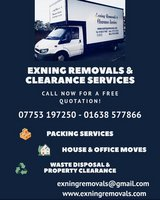 Exning removals & clearance services in Lakenheath, UK