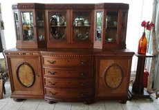 gorgeous 2 piece dining room hutch in Stuttgart, GE