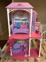 2 Story Barbie House w/ Furniture in Fort Campbell, Kentucky
