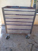 Rolling tool box and cart in Alamogordo, New Mexico