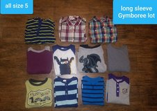 Gymboree long sleeve shirt lot ~ size 5 in Houston, Texas