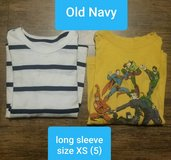 Old Navy long sleeve shirts ~ sz XS (5) in Houston, Texas