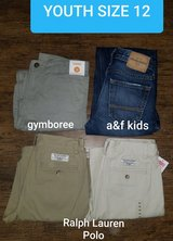 pants lot ~ size 12Y in Houston, Texas