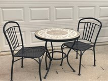 Bistro Table and Chair Set in Chicago, Illinois