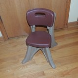 Step 2 New Traditions Brown/Tan Child Size Chair in Morris, Illinois