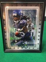*** SEAHAWKS - Richard Sherman 8x10 framed Lithograph *** (NEW) in Tacoma, Washington