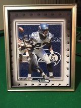 *** SEAHAWKS - Marcus Trufaunt 8x10 framed Lithograph *** (NEW) in Tacoma, Washington