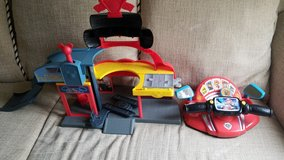 Mickey Mouse car garage and Paw Patrol Vtech in Naperville, Illinois